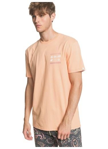 Quiksilver Tişört Renkli